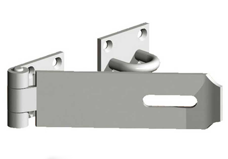 Hasp And Staple- Security
