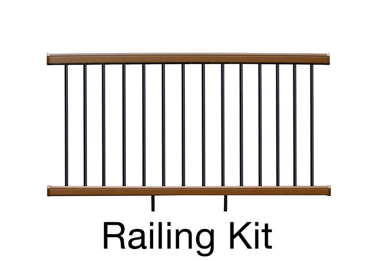 Ultrashield PVC Handrail