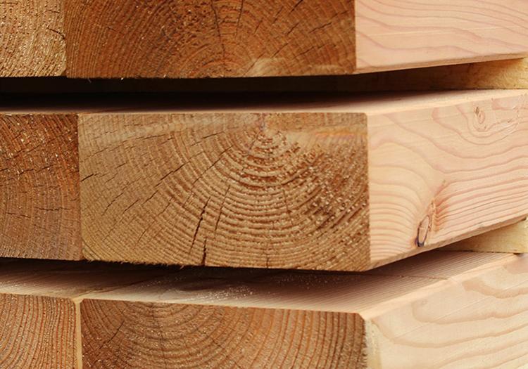 Redwood Sleeper 200mm x 100mm
