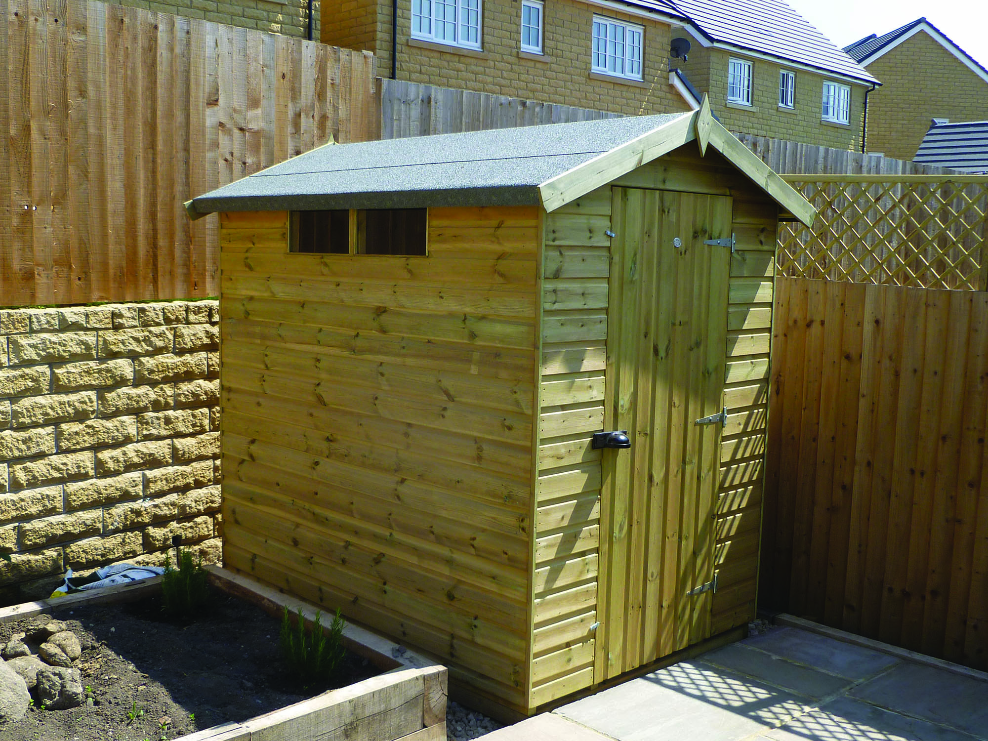 Security Shed