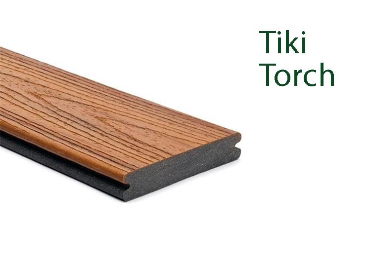 Trex Transcend PVC Decking
